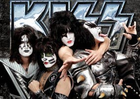 Portada del nuevo disco de Kiss: Monster
