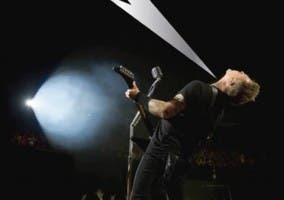 Posible caratula del nuevo DVD de Metallica