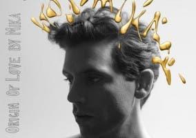 Portada del nuevo disco de Mika