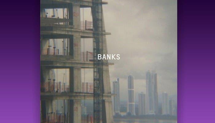 Portada del nuevo álbum de Paul Banks: Banks