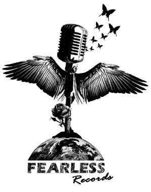Uno de los logos de Fearless Records