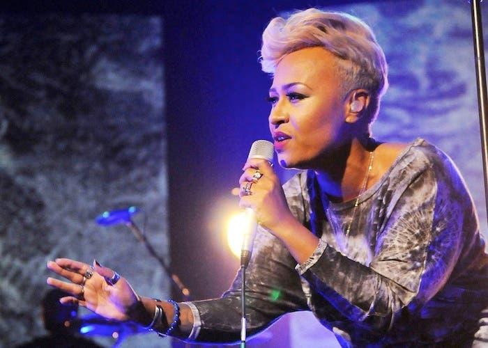 Emeli Sande, número 1 de 2012 en Reino Unido