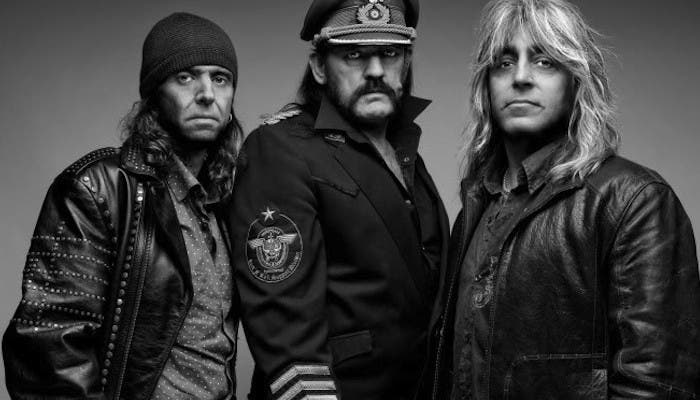 Motörhead en contra de la edición de The Complete Early Years