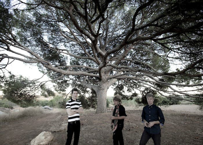 Formación de Nada Surf, grupo neoyorkino de Indie Rock