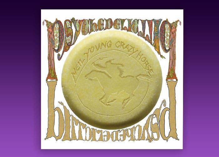 Portada de Psychedellic Pill, nuevo disco de Neil Young