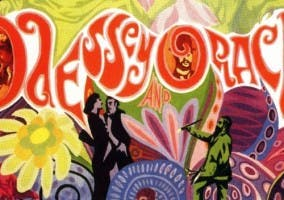 Odessey And Oracle Portada