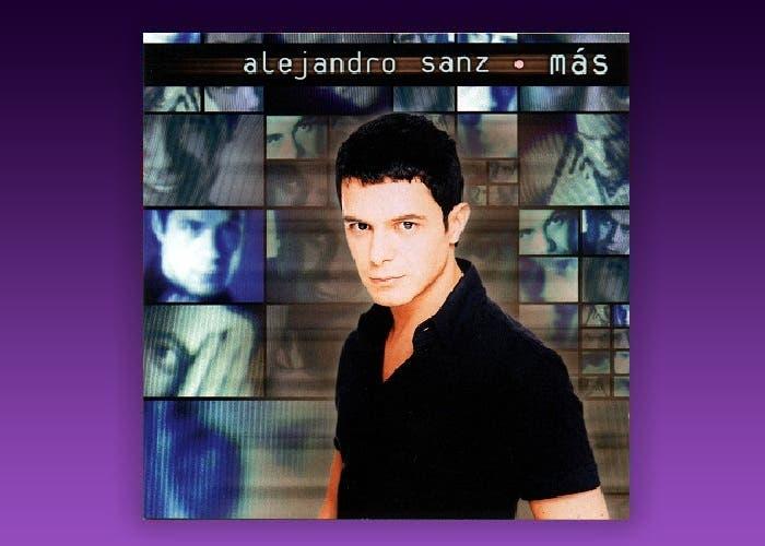 Portada de Alejandro Sanz - Más