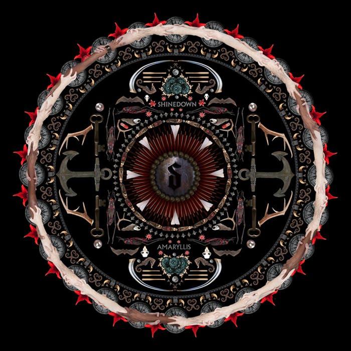 Portada del álbum Amaryllis, de Shinedown