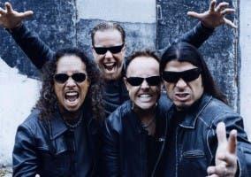Imagen promocional de Metallica