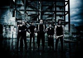 Grupo de Rock Rammstein