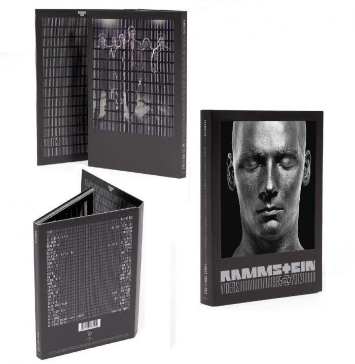 Pack del recopilatorio de Rammstein