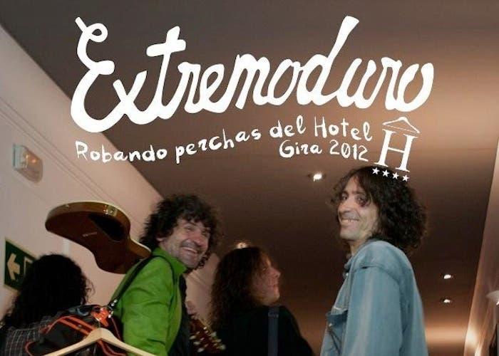 Gira suramericana Robando Perchas del Hotel de Extremoduro