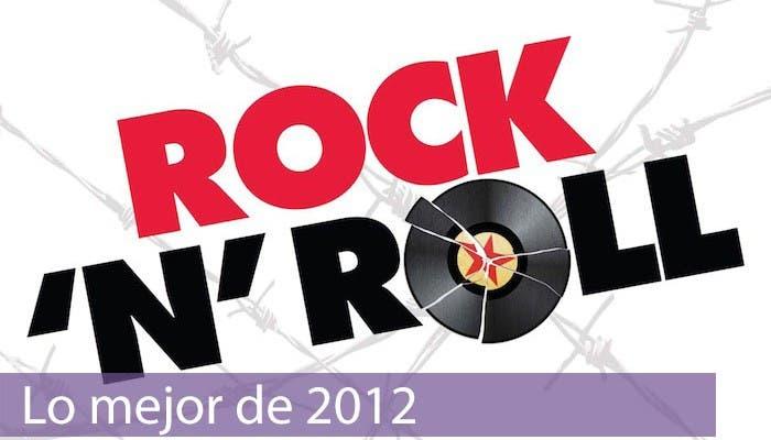 Selección Lo Mejor de 2012 Rock Internacional