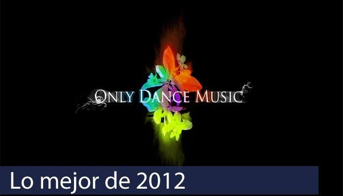 Selección lo mejor de 2012 Dance