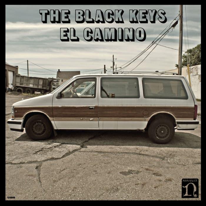 El Camino, disco de The Black Keys