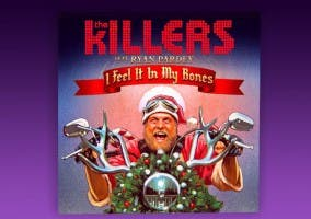 I Feel It In My Bones, villancico de The Killers para 2012