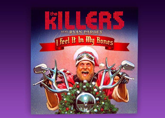 I Feel It In My Bones, villancico de The Killers para 2012