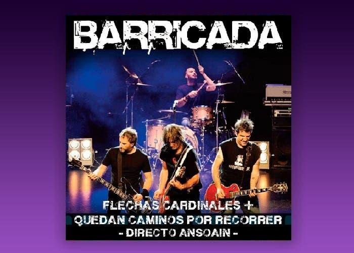 Imagen promocional de Barricada - Quedan Caminos Por Recorrer