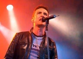Imagen de Ramoncín en un concierto