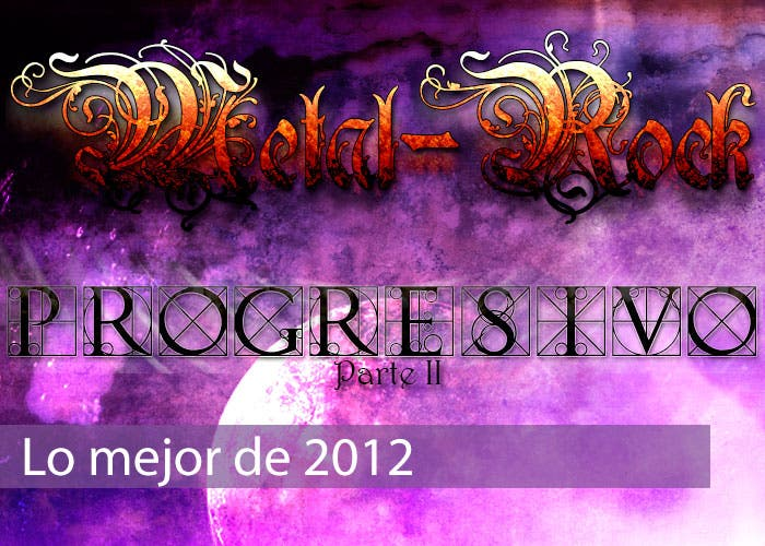 Metal-Rock Progresivo