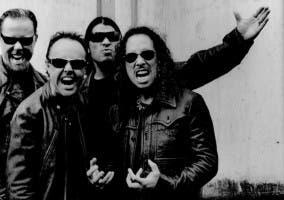 Blackened Records, nuevo sello discográfico propio de Metallica