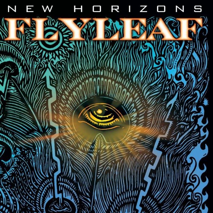 Portada de New Horizons de Flyleaf