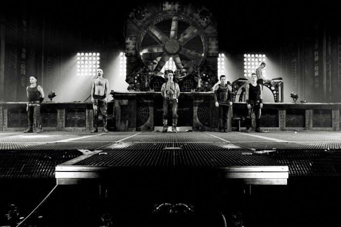 Rammstein en Berlín en directo