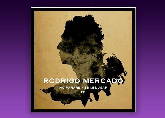 Portada del EP de Rodrigo Mercado