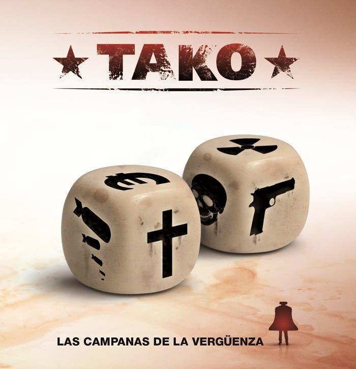 Portada de Tako - Las Campanas de la Vergüenza