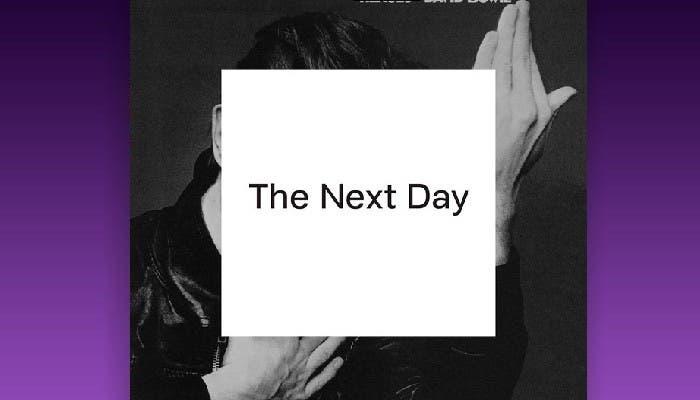 Portada de David Bowie - The Next Day