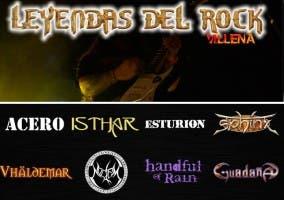 Nuevas confirmaciones para el Leyendas del Rock Festival 2013