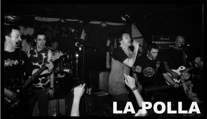 Imagen de La Polla Records en sus inicios