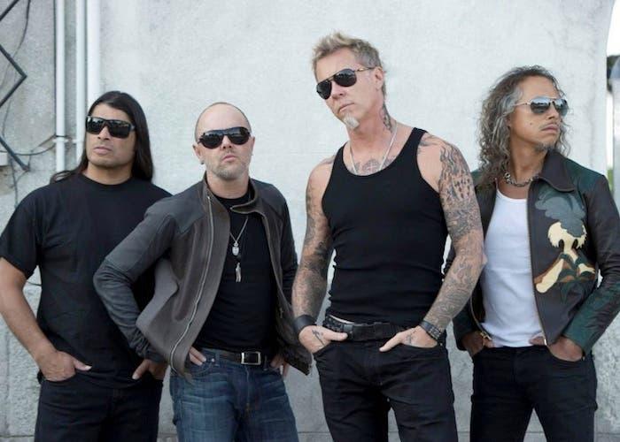 Estreno de Metallica Through The Never, la película sobre Metallica