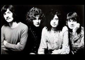 Led Zeppelin en streaming