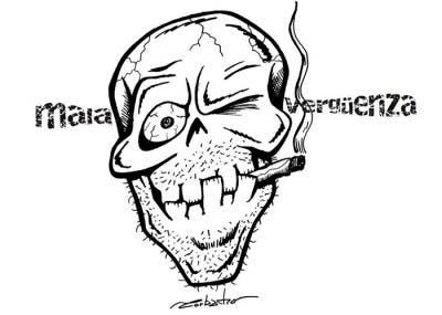 Logo del grupo Malavergüenza