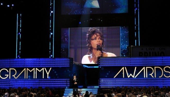 Imagen de la ceremonia de entrega de los premios Grammy