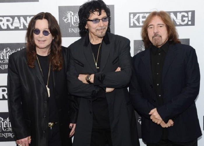 Imagen de Black Sabbath hoy en día