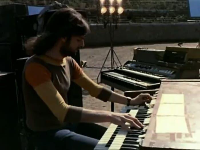 Richard Wright en Live at Pompeii