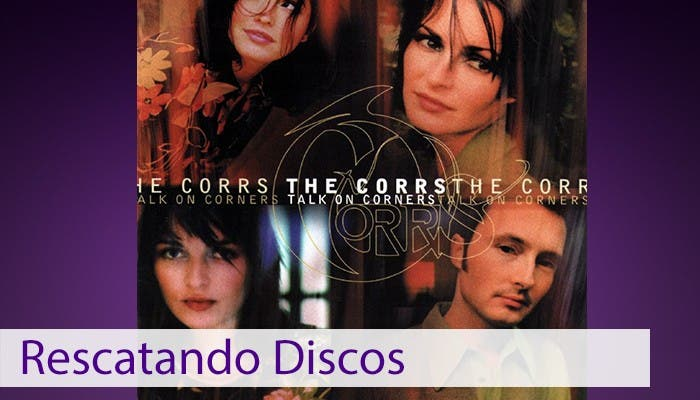 Porta disco Talk on Corners