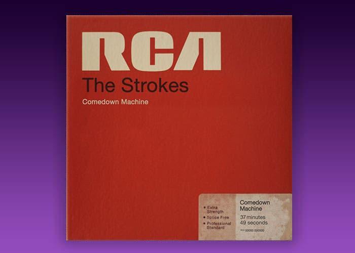 Nuevo álbum de The Strokes, Comedown Machine