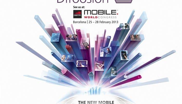 Montaje para el MWC 2013