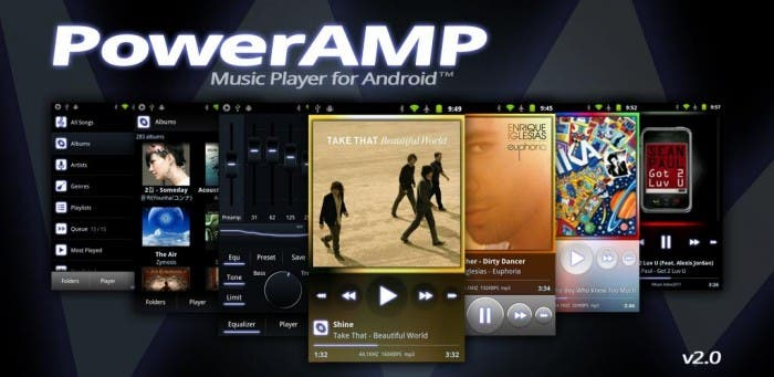 Imagen de Poweramp music player