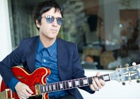 Johnny Marr presenta The Messenger