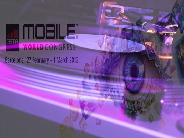 Montaje para el MWC de Barcelona 2013