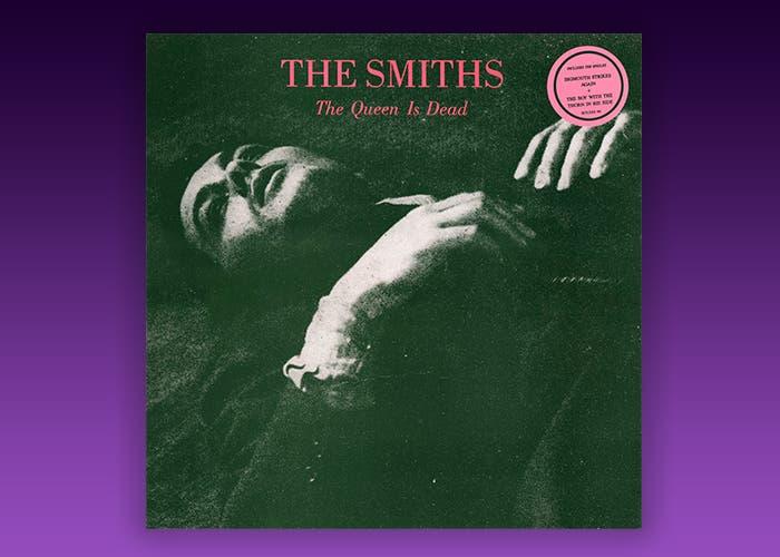 The Queen is Dead el ejor disco de The Smiths