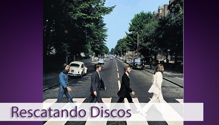 Rescatando discos Abbey Road The Beatles