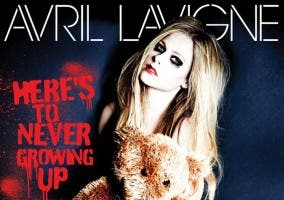 Portada de Here's To Never Growing Up