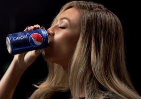 Beyoncé en el anuncio de Pepsi
