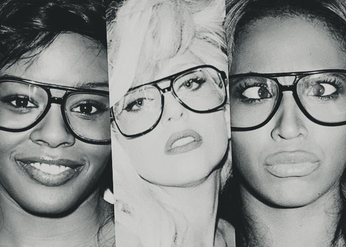 Azealia, Gaga y Beyoncé