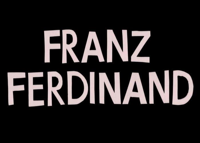Franz Ferdinand Logo Album
